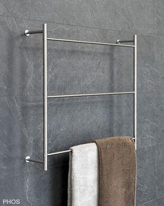 Handtuchleiter Eiche jan kurtz hip handtuchhalter bath bathroom design inspiration