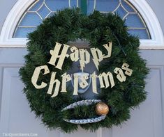 Check out my DIY Harry Potter Christmas I made thanks to my Cricut Explore Air (Comes with tutorials, and SVG cut files. Harry Potter Christmas Decorations, Harry Potter Ornaments, Harry Potter Christmas Tree, Harry Potter Decor, Merry Christmas To All, Christmas Diy, Christmas Wreaths, Christmas Things, House Decorations