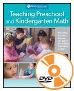 Teaching Preschool and Kindergarten Math: More Than 175 Ideas, Lessons, and Videos for Building Foundations in Math, A Multimedia Professional Learning Resource, Grades PreK–K Elementary Science, Elementary Education, Upper Elementary, Maths Solutions, Teaching Numbers, Thing 1, Education Quotes For Teachers, Number Sense, Education English
