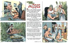 Professor H's Wayback Machine: Stories from the Bible, 1968