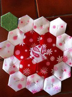 Hexagon Quilt Addict