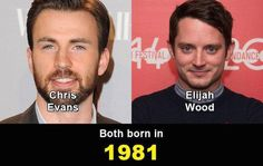 WTF: Believe It Or Not, These Celebs Are The Same Age!