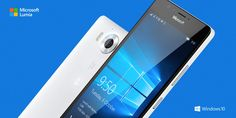 Novos Lumia 950 e 950 XL