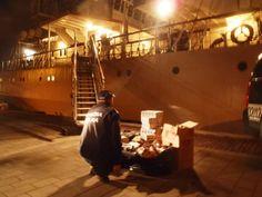 Próba przemytu na żaglowcu powracającym z rejsu szkoleniowego do Gdyni