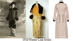 1910 Winter Coat