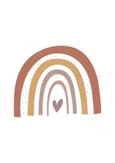 Burnt Orange Rainbow PRINTABLE Print, Rainbow Print, Gender Neutral Nursery Wall Art, Boho Rainbow W - La mejor imagen sobre healthy dinner recipes para tu gusto Estás buscando algo y no has podido al - Rainbow Print, Rainbow Wall, Rainbow Things, Rainbow Quote, Rainbow Paper, Nursery Prints, Nursery Wall Art, Minimalist Poster, Modern Minimalist