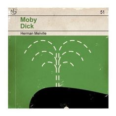 Bookish - Moby Dick - Classic Vintage Book Cover Print (Framed), �36.00 (http://www.bookishengland.co.uk/products/Moby-Dick-%2d-Classic-Vintage-Book-Cover-Print-(Framed).html)