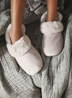 The White Company - Cosy Slipper Boots - Thoughtful Gifts For Her, Cosy Christmas, Christmas Wonderland, Christmas Gifts, Womens Closet, The White Company, Slipper Boots, Perfect Gift For Her, Stocking Fillers