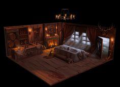 concept tavern by StanislavNovarenko.deviantart.com on @deviantART