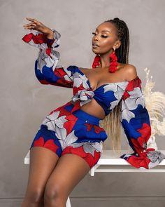 40 Gorgeous African Fashion Designs For Women – Latest Admirable Ankara Styles To Try On, Ankara Styles Ankara Skirt And Blouse, Latest Ankara, African Beauty, Ankara Styles, Blouse Styles, Skirts, Instagram, Fashion, Moda
