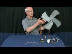 ▶ Generador Eolico Casero (muy facil)---Eolico Home Generator (very easy) - YouTube