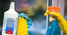 Kliknij i przeczytaj ten artykuł! Diy Cleaners, Home Hacks, Good Advice, Spray Bottle, Cleaning Supplies, Diy And Crafts, Tips, Zero Waste, Cleaning Agent