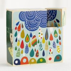 Artist Collective Color Blocks (Nature)  | The Land of Nod