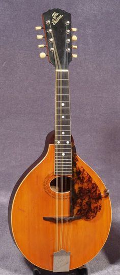 Vintage Gibson A-1 Mandolin from 1917, (SN:35249)