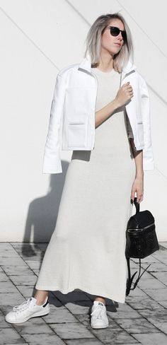 Spring Whites Inspiration Outfit