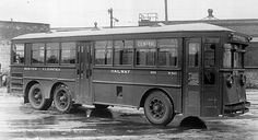 Mack Bus - Boston Elevated Railway Co