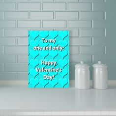 One and Only Valentine card Printable Valentine Card DIY Valentine's Card Printable 5X7 Card Valentine's Day Card turquoise heart 4.90 USD Printable Valentine Printable Card Valentine card DIY Valentine's Card Printable 5X7 Card Valentine's Day Card DIY Valentine Valentine Day Card Love card one and only romantic card GC014 turquoise heart