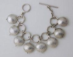 Moonscapes bracelet by Nancy Howland