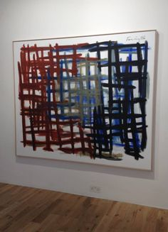 Gunther Forg Artist Paintings Almine Rech Gallery London United Kingdom