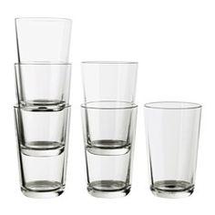 Glassware, Jugs and Glasses - IKEA
