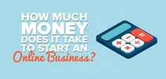 How much money does it take to start an online business? I answer this common question in depth on the blog! Have a read! http://www.smartpassiveincome.com/how-much-money-does-it-take-to-start-an-online-business/