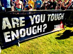 I have always considered myself to be tough.....I would love to enter a tough mudder competition when I achieve my weightloss/health goals.  I think having the endurance to complete one of these competitions would give me such a self-esteem boost! #toughmudder #tpctop6finalist