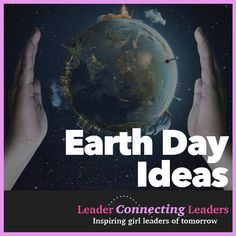 All things Earth Day: Choose from a pile of games, crafts, songs, and activities you can use with your Girl Scout Troop or Service unit at a meeting or at a party.