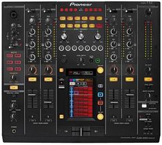 Pioneer DJM 2000 Nexus - Advanced performance high-end DJ mixer for pro DJs and clubs.  Building on the DNA of its predecessor, the industry standard Pioneer DJM 2000 , the Pioneer DJM 2000 Nexus uses the ProDJ Link LAN connection to ensure a smooth link with up to four CDJ players or turntables and two laptops.  http://www.djkit.com/pioneer/pioneer-djm2000-nexus-pioneer-djm2000nexus.html