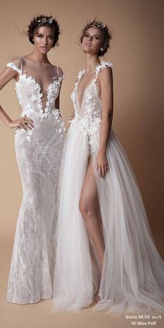 Berta MUSE Wedding Dress Collection2018 – Hi Miss Puff