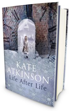 I haven't read it yet, but I await each Kate Atkinson book with great eagerness.  Life After Life - Kate Atkinson #lifeafterlife