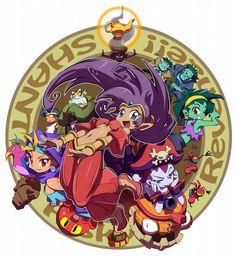 Image result for Shantae