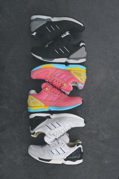 adidas ZX 8000 Fall Of The Wall by KITH