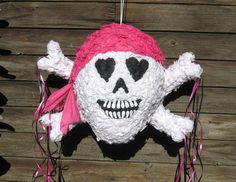 pirate girl pinata
