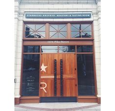Visit the Starbucks Reserve Roastery & Tasting Room in Seattle!