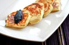 Bliny | Caviar and pancake - delicious an sophisticated http://www.codogara.pl/9041/bliny/ | Przepisy kulinarne - Codogara.pl