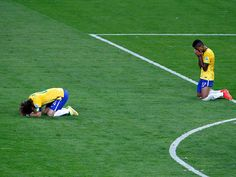 Vexame contra a Alemanha coloca Brasil no ranking de maiores goleadas da história - Fotos - R7 Copa do Mundo 2014