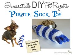 """Save money and give your dog an """"irresistible"""" Valentine's Day gift! In this tutorial, you will learn how to create a Valentine's Day rope toy for your dog! Check out our DIY Valentine's Day Pup Cakes! Diy Pet, Diy Dog Toys, Toy Diy, Valentines Day Dog, Pirate Day, Sock Toys, Pets 3, Animal Projects, Diy Stuffed Animals"""