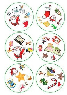 Dobble Christmas and toys Preschool Christmas, Christmas Games, Christmas Activities, Kids Christmas, Preschool Activities, Christmas Crafts, Diy For Kids, Crafts For Kids, Paper Games