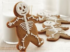 Creepy Cookies - a how to