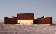 A renewable energy farm visitor centre in Chile's Atacama | Wallpaper*