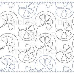CATHERINE WHEELS | Machine Quilting Design | Digital | Timeless Quilting