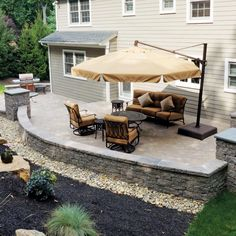 Awesome DIY Patio Designs You Can Build To Complement Your Landscape | Patio  Designs Designs No. 1691 | #patio_designs #patio_ideas