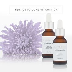 New Product Highlight: Cyto-luxe Vitamin C. glo Therapeutics, my favorite skin care line!!
