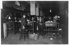 ellis island   Final Discharge from Ellis Island