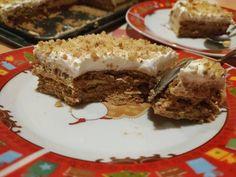 Easy Desserts, Tiramisu, Cheesecake, Food And Drink, Pie, Sweets, Cooking, Ethnic Recipes, Alphabet