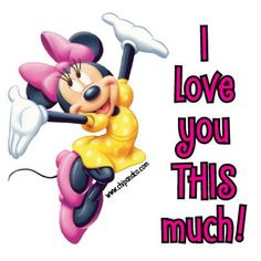 Do you love Minnie?