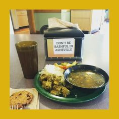 @wwccowpie holding it down! Cowpie Cafe delivers even when you're thrown off with a delayed 11:00am start for Monday.  #WWC #warrenwilson #warrenwilsoncollege #cowpiecafe #vegan #vegancafeteriasaywhat by warrenwilsoncollege