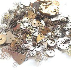 YIYATOO 50g Pieces Lot Vintage Steampunk Wrist Watch Old ... https://www.amazon.com/dp/B016JSLT9M/ref=cm_sw_r_pi_dp_U_x_35qGAbAPKSS90