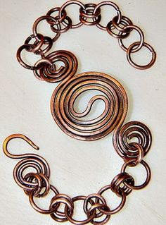 love it Yin Yang Copper Wire Bracelet