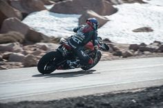 Victory Sees Double Success at Pikes Peak Victory Motorcycles is celebrating after a successful weekend at the Pikes Peak International Hill Climb. The U.S. brand ran two different motorcycles up the mountain this year: the electric Empulse RR and the